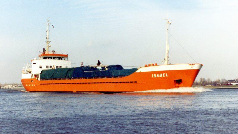 BVR COAST TO COAST Isabel-1972-imo-no-7214698 Jan van Oost