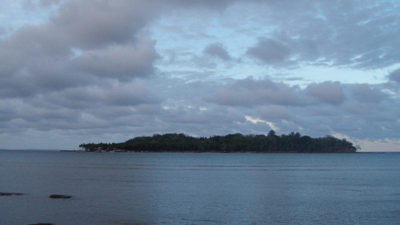 Een eiland? Welk eiland dan wel? (Foto Wikimedia)