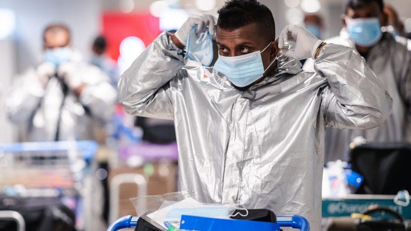Annet Koster: 'We kijken met angst en beven naar de consequenties voor zeevarenden die nog niet gevaccineerd zijn. Foto: Wilhelmsen