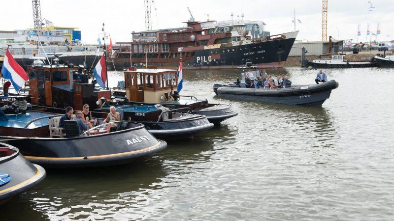 De Havendagen in Werkendam worden traditioneel druk bezocht. (Foto Havendagen Werkendam)