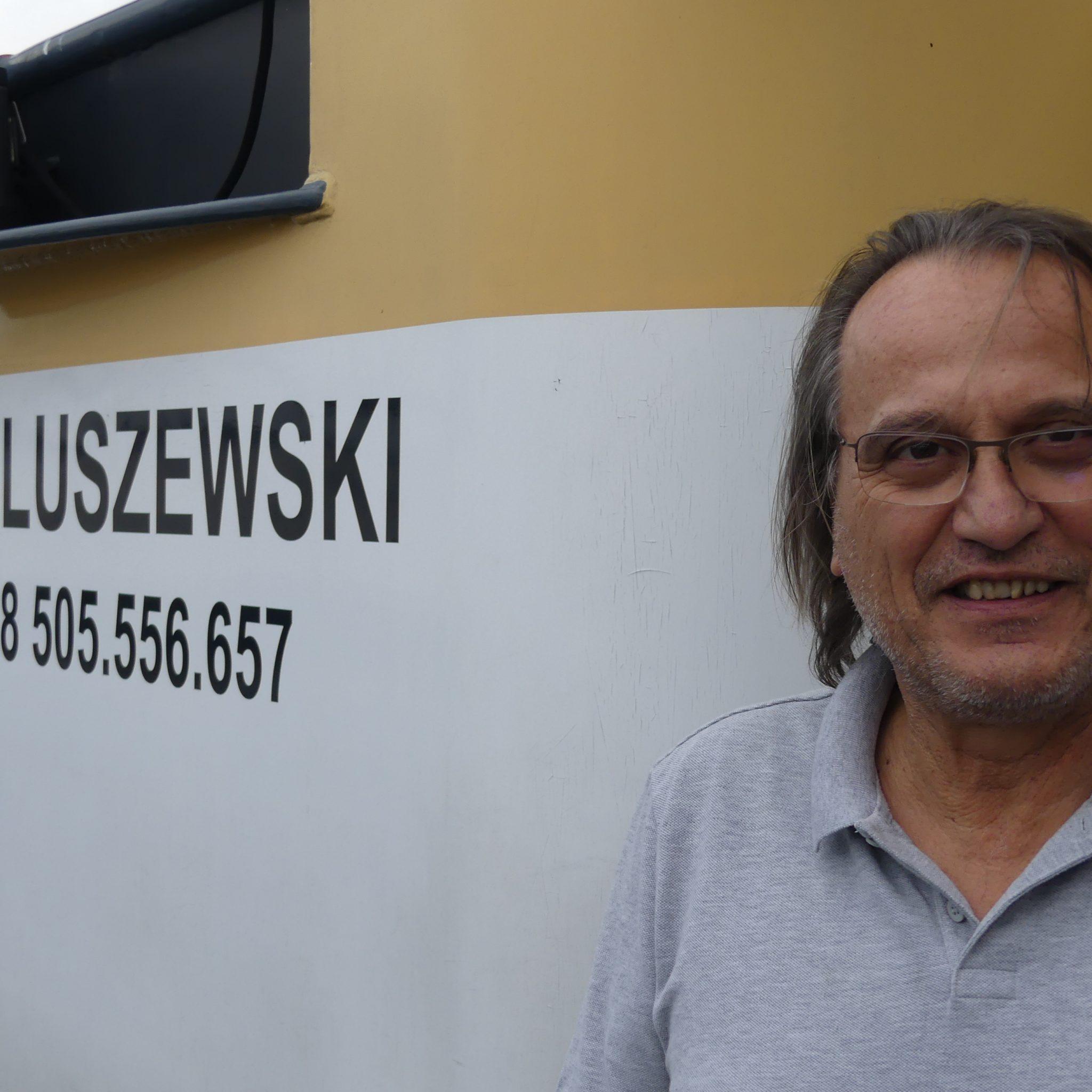 Andrzej Waluszewski ontsnapte op gedurfde wijze uit communistisch Polen. Voordat hij schipper-eigenaar van de kempenaar Hannibal werd, was hij kapitein op megajachten van superrijken in de Middellandse Zee.