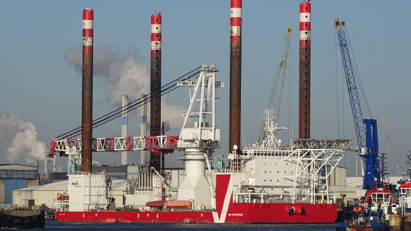De MPI Enterprise is verkocht naar Denemarken. Foto Patrick Blankwaard