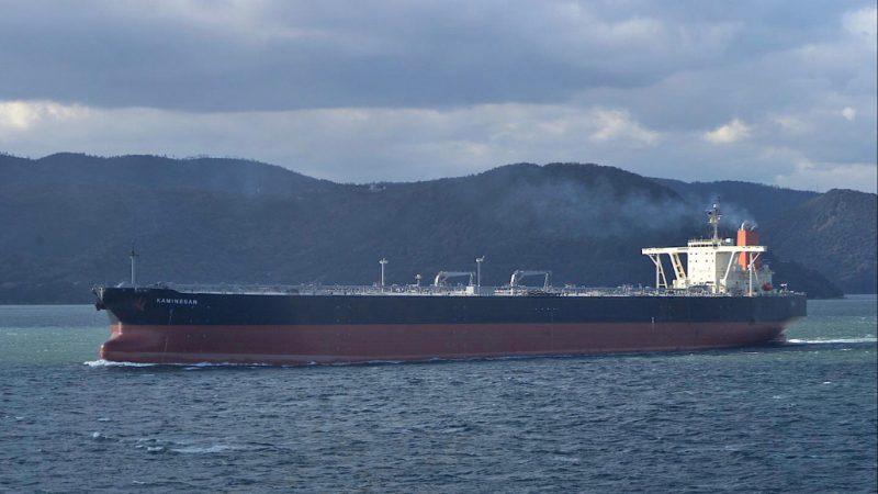 De 304.000 dwt metende VLCC Eurodestiny uit 2003 is afgevoerd naar een Indiaas sloopstrand.