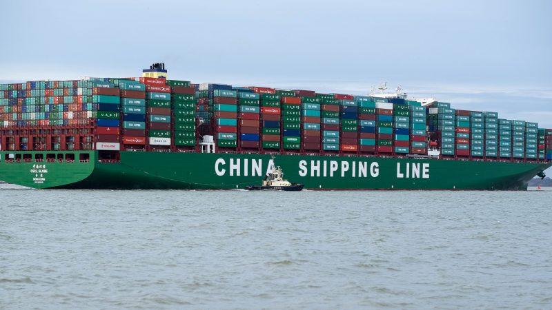 Lege containers zijn op de productielocaties van de wereld een schaars product geworden. (Foto Wikipedia)