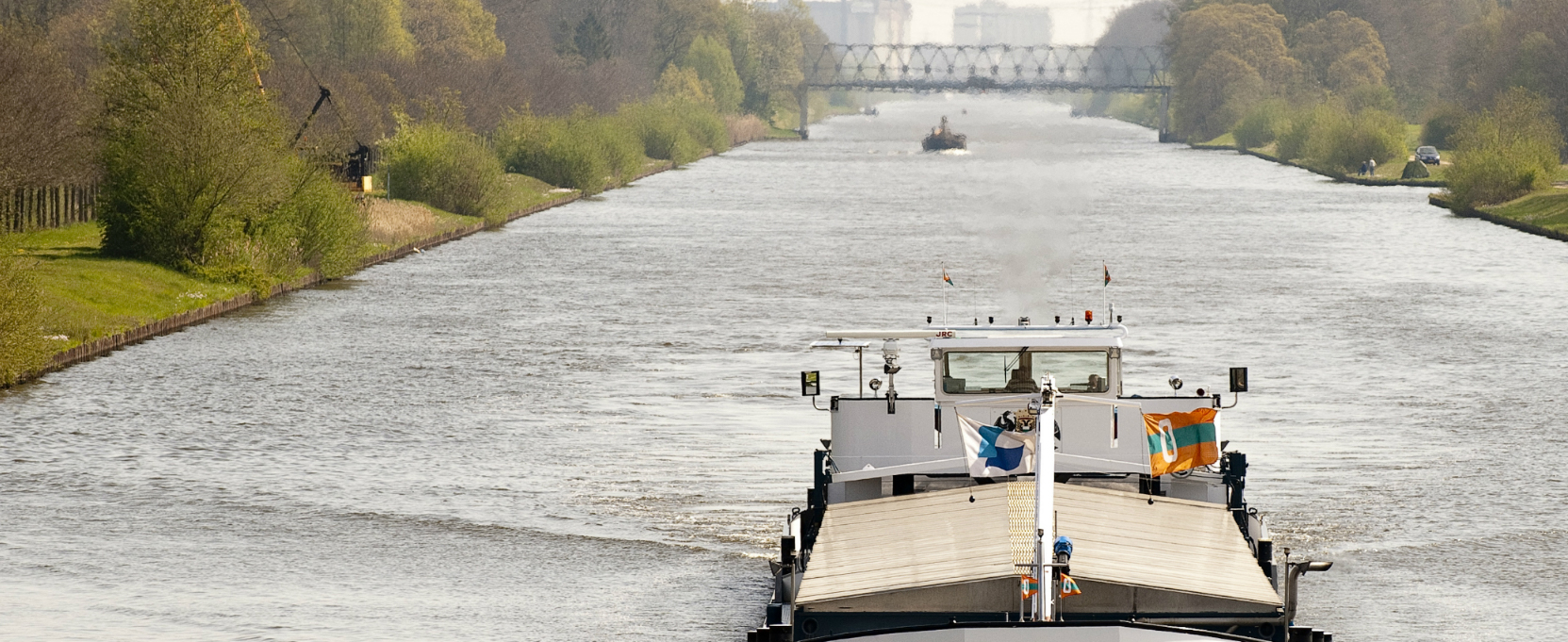 Twentekanaal (Foto Rijkswaterstaat)