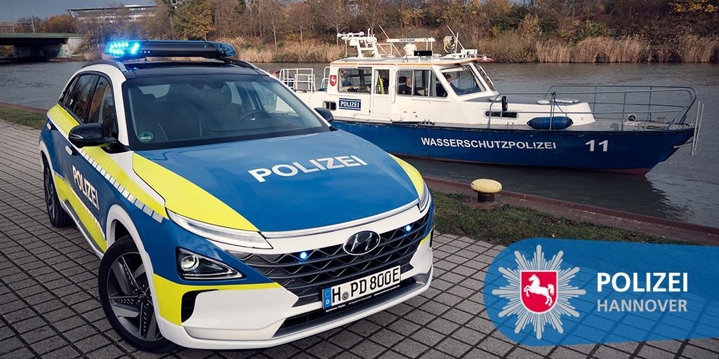 (Foto Politie Hannover)