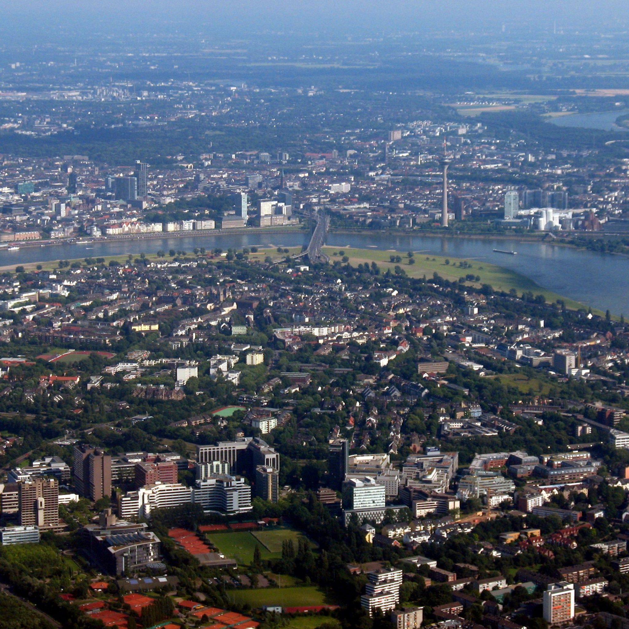 Düsseldorf (Foto Wikipedia)
