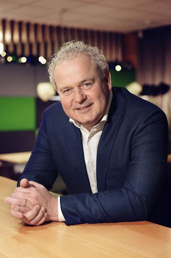 Arjan Bos wordt per 1 september de nieuwe directievoorzitter van LV Groep (Foto: LV Groep)