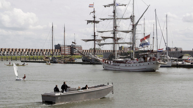 De Batavia Haven wil zelfs niks in rekening brengen (Foto: Bataviahaven.nu)