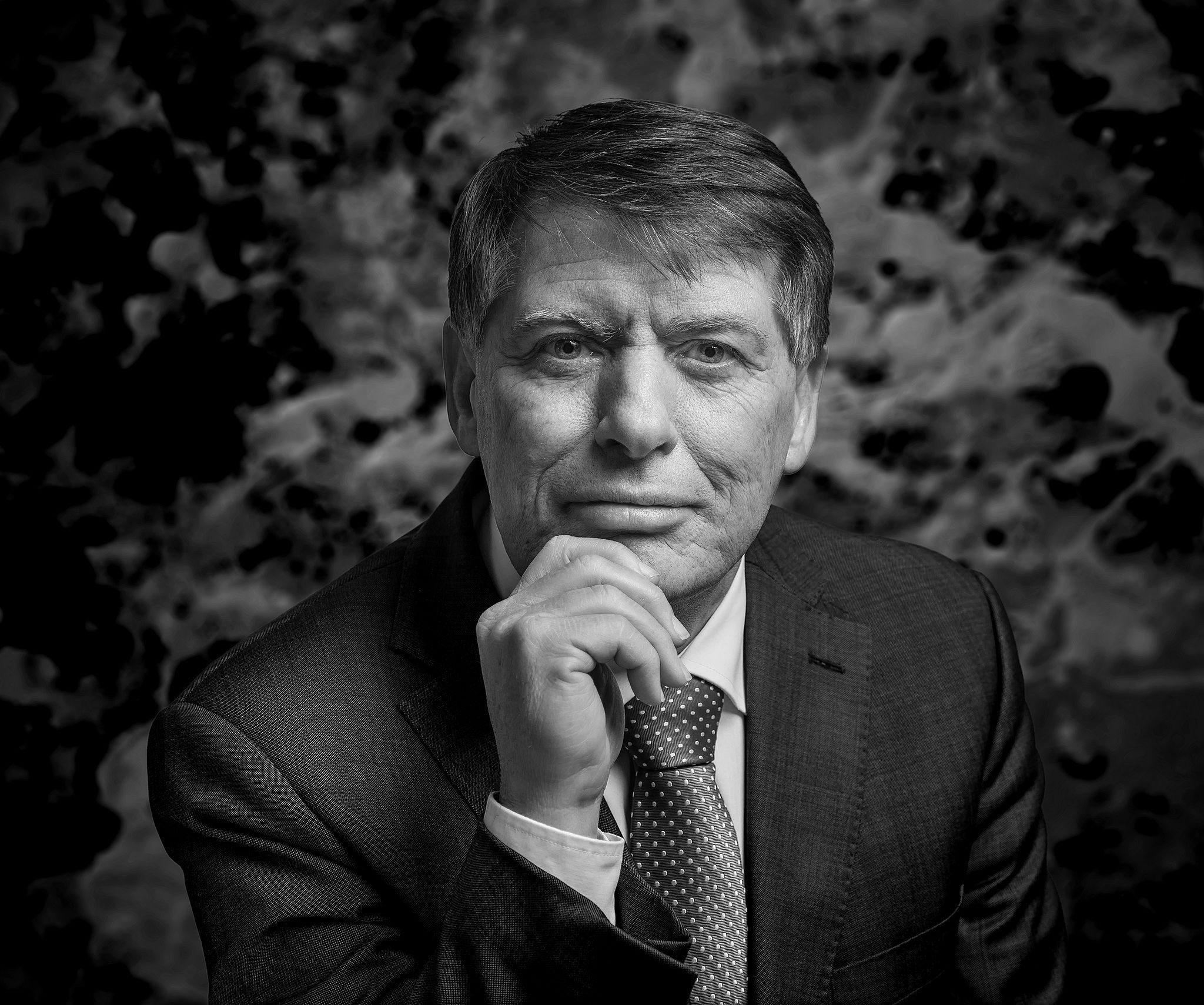 'De agrarische sector meer ruimte voor nodig, in plaats van minder,' zegt Sjaak van der Tak, voorzitter van LTO Nederland