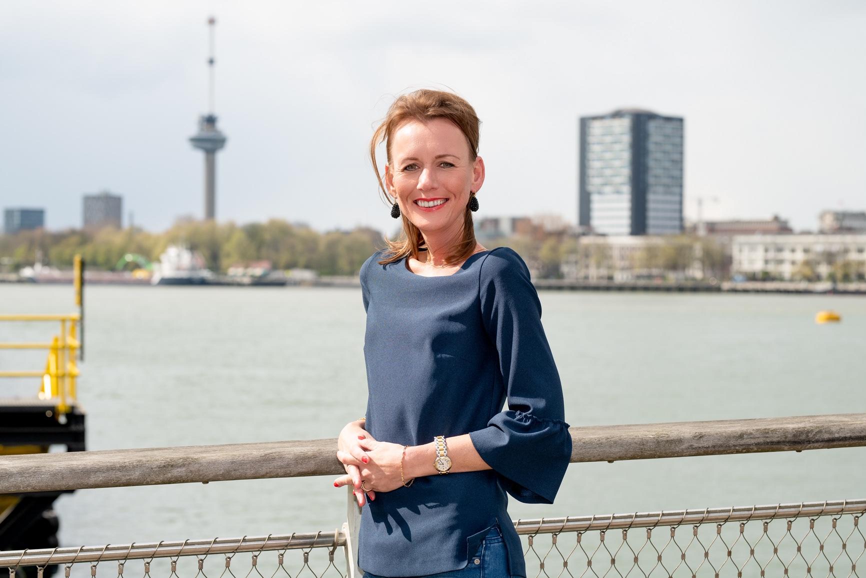 Caroline Nagtegaal-Van Doorn. (Privéfoto)
