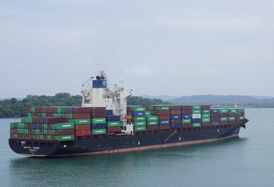 Maersk charterde de Nagoya Tower voor een periode van 30 maanden voor 32.000 euro per dag.