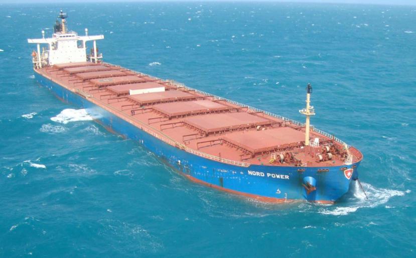 Deze bulker kwam in andere handen voor $ 16,8 miljoen, volgens VesselsValue ruim drie miljoen boven de marktwaarde.