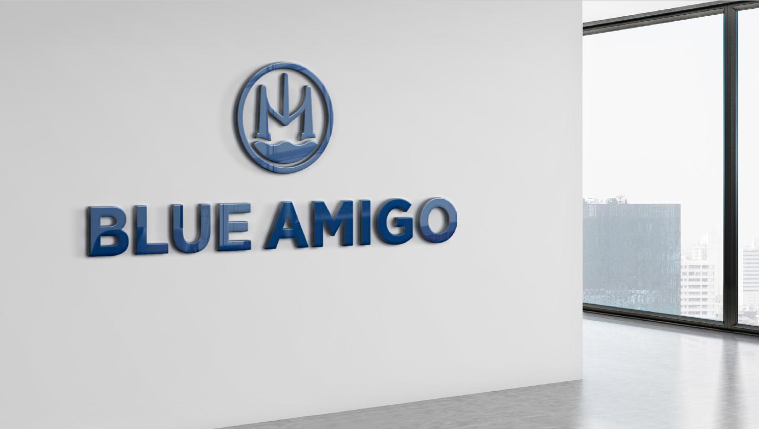 Swets staat vanaf nu bekend als Blue Amigo. (Foto Blue Amigo)