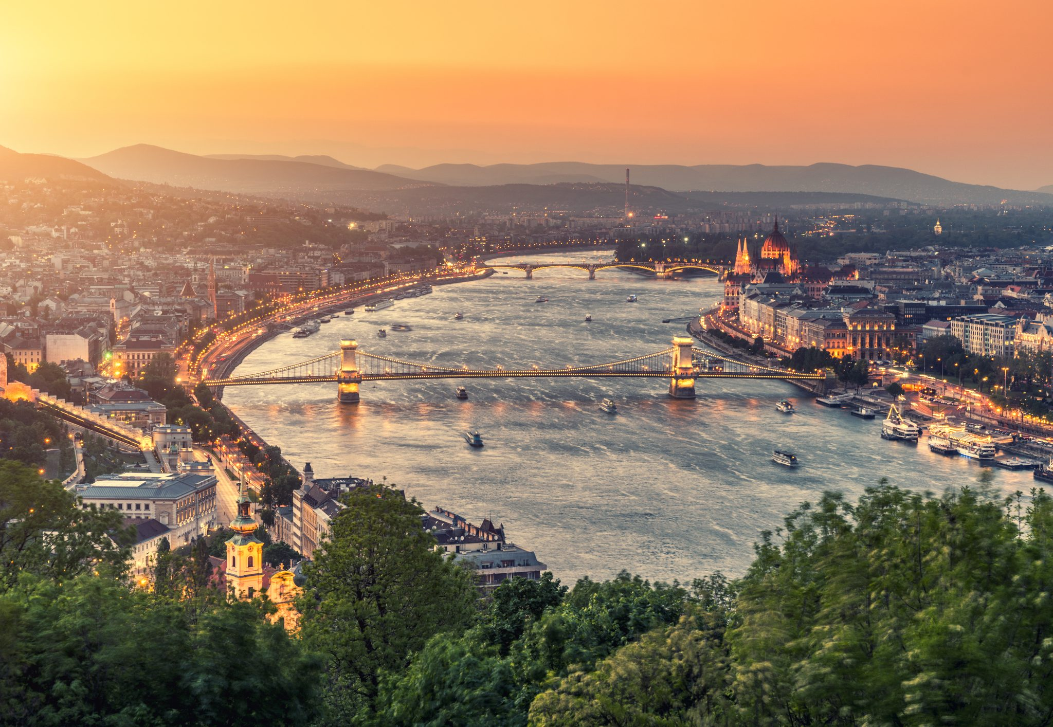 PLATINA3 wil Europese binnenvaart stimuleren. (Stockfoto)