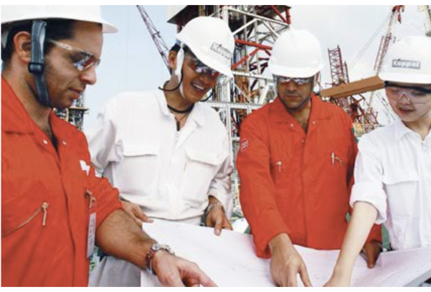 Maersk en Keppel Offshore gaat in Singapore een haalbaarheidsstudie doen naar de mogelijkheden van ship-to-ship bunkering van ammoniak