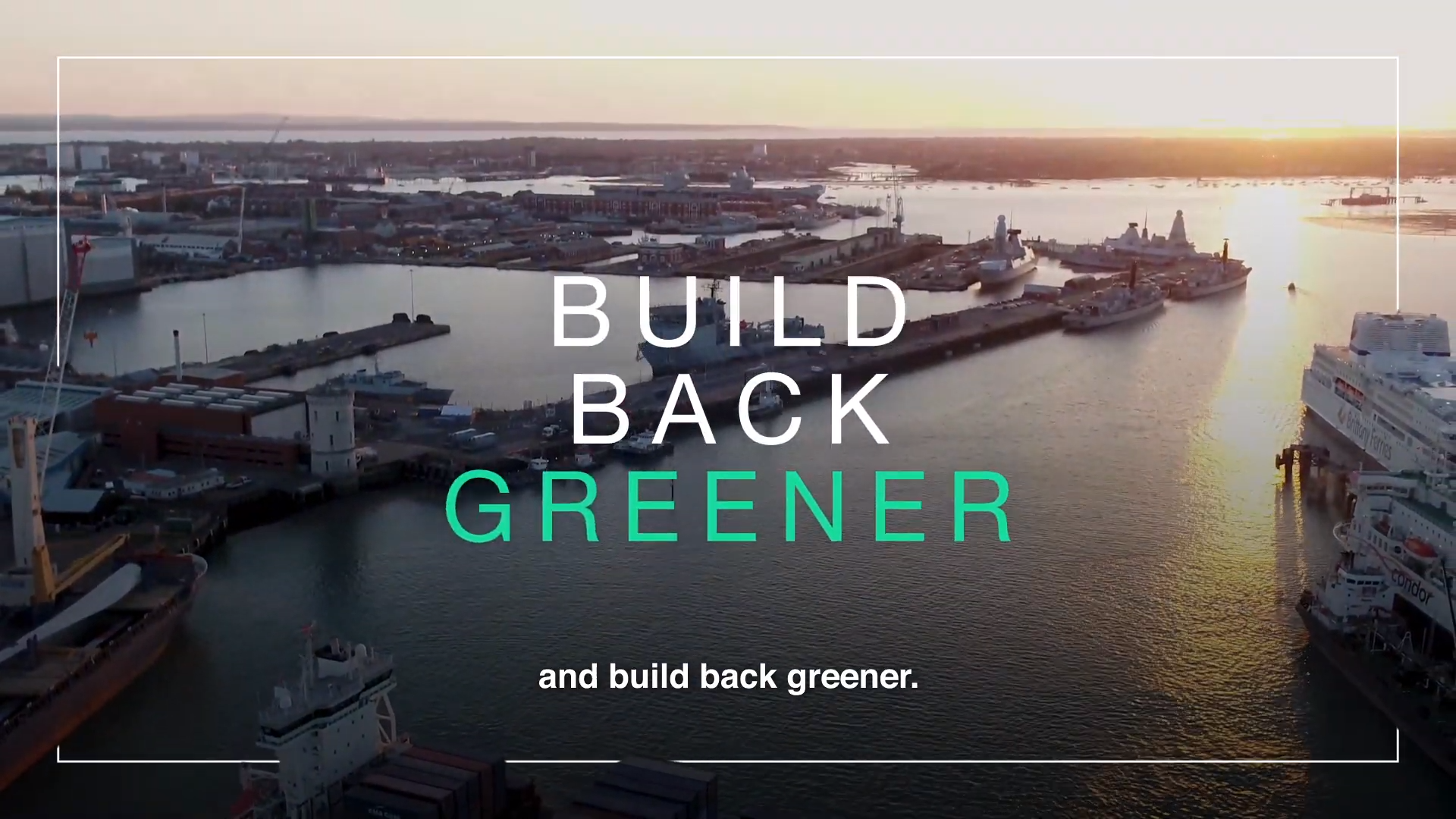 De competitie is onderdeel van de #BuildBackGreener campagne (Foto: Youtube / Department of Transport)