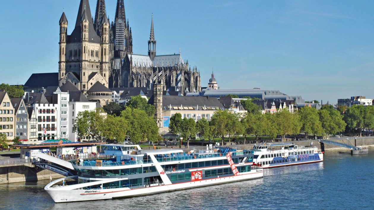 Nog steeds geen perspectief voor Duitse passagiersvaart. (Foto BDB)