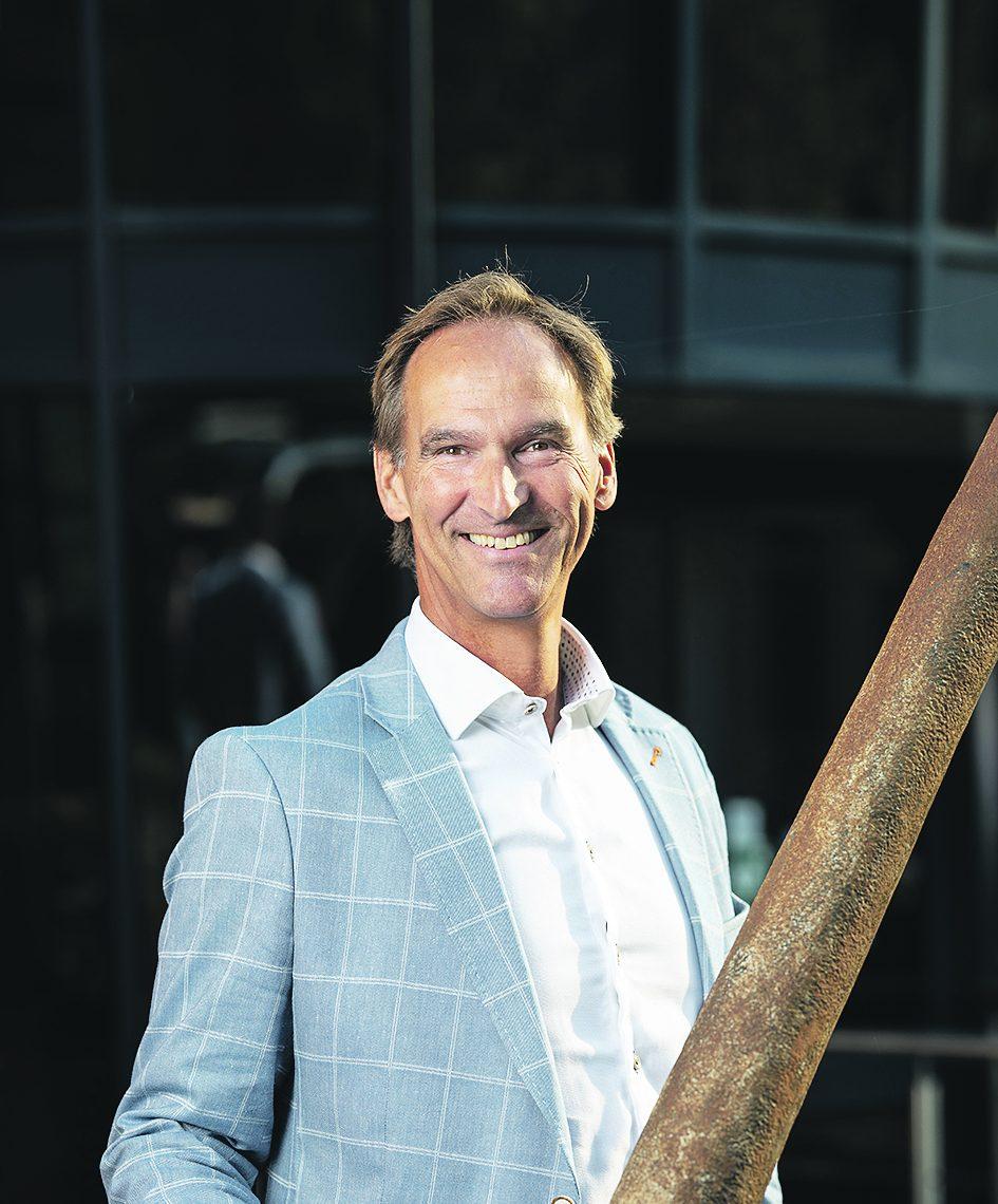 Martin Visser, directeur EOC. Foto EOC