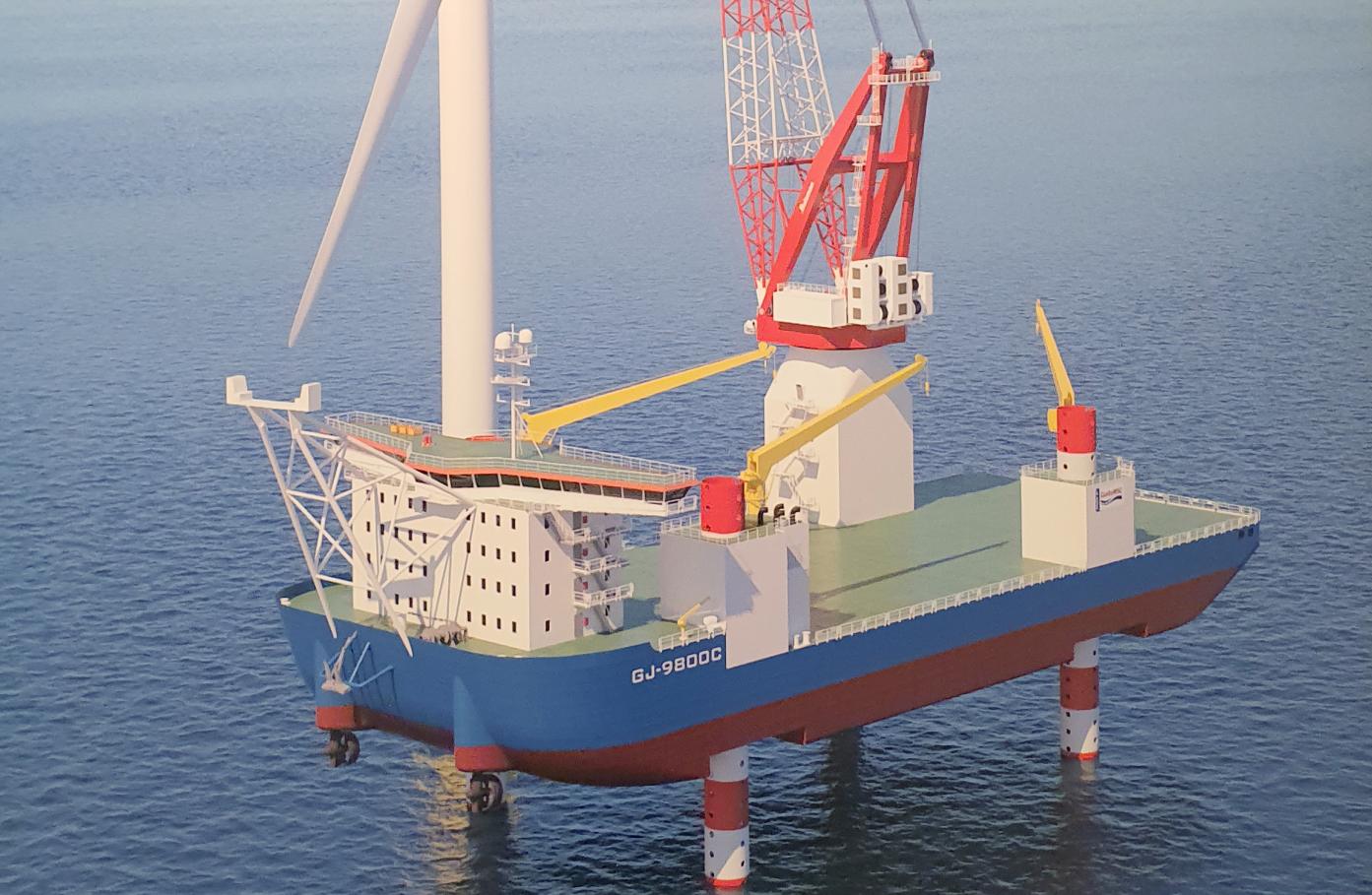 Het Belgische bagger- en offshorebedrijf DEME is een joint venture aangegaan met het Japanse Penta Ocean om samen een grote rol te gaan spelen in de aanleg van windparken.