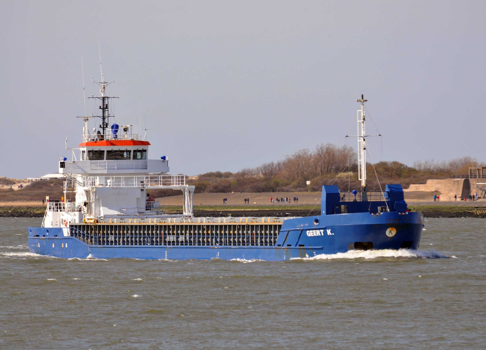 De Geert K is verkocht aan Geert Marine op de Marshall Eilanden. (Foto Wim Korndörffer)