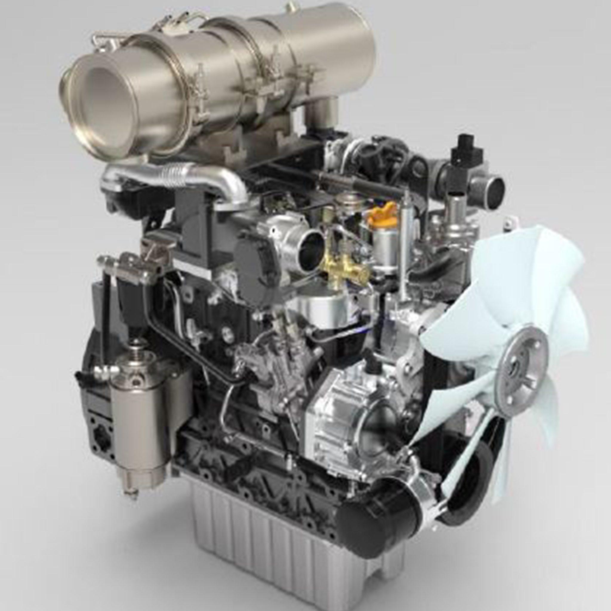 De Raywin 4D24T Stage V-motor wordt in de scheepvaart hoofdzakelijk ingezet als generatormotor. (Foto's De Maas)