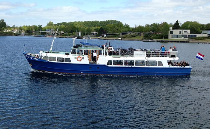 Vanuit Vlissingen worden o.a. vistochten en zeehondensafari's georganiseerd. (Foto Rederij Dijkhuizen)