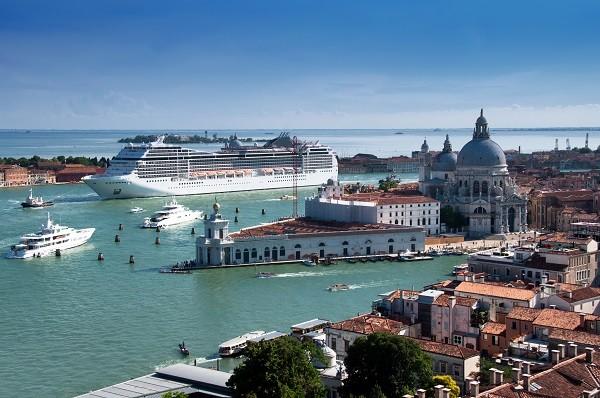 Het historische Venetië zal geen cruiseschepen meer verwelkomen (Foto Ciao Tutti)