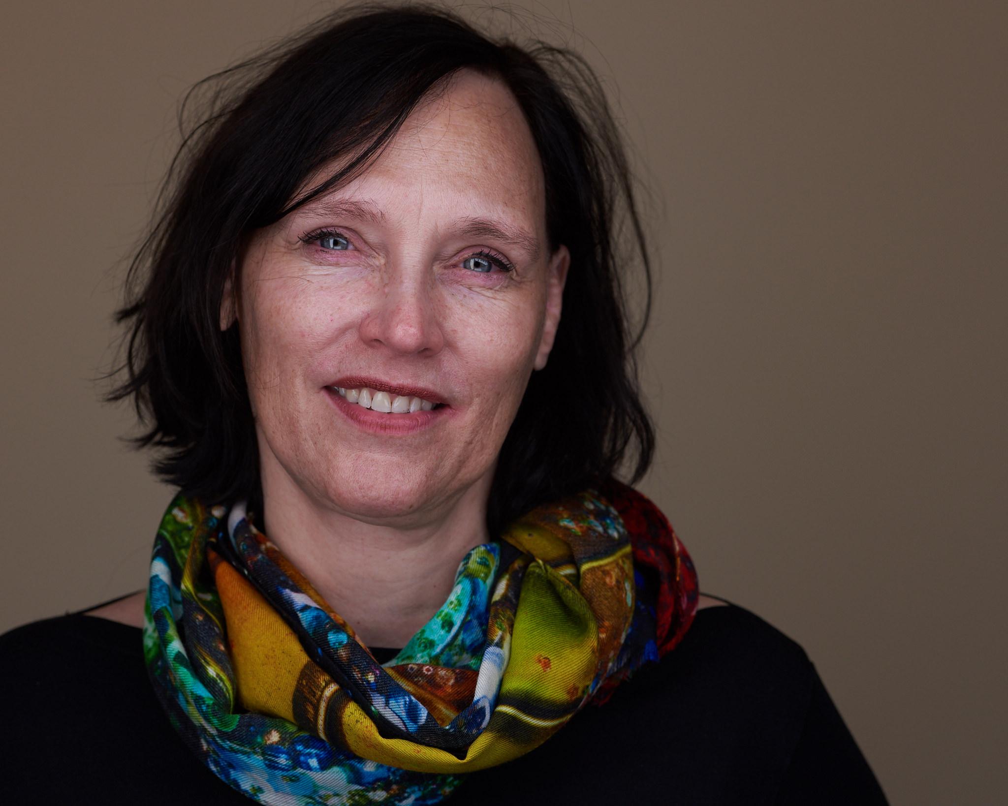 Nicole van Spronsen, Senior Projectmanager van Ab Initio. (Foto Justin Zuure)