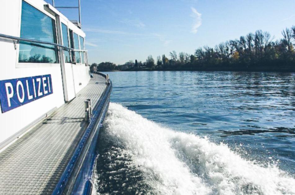 WSP-patrouilleboot. (Foto WSP)