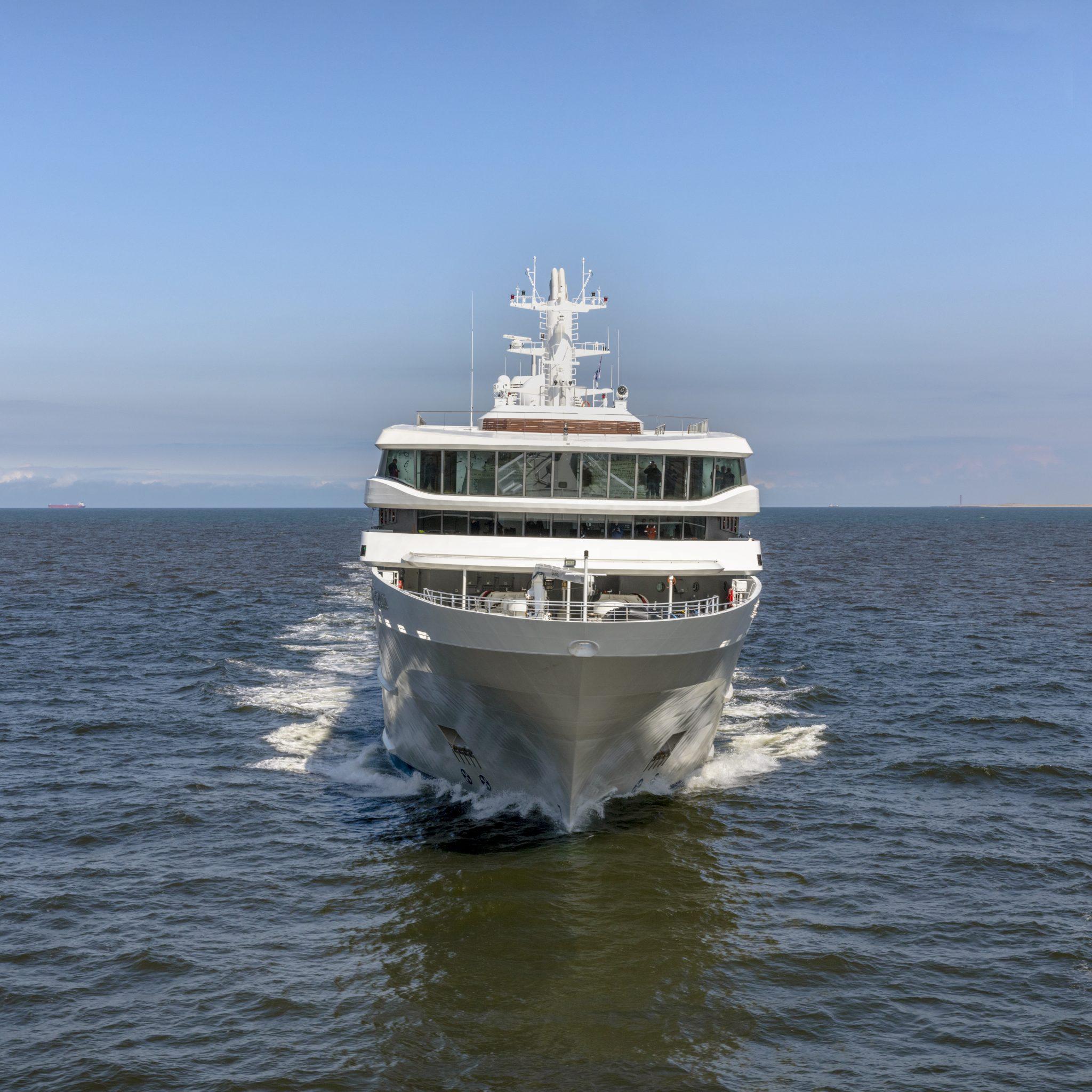 In alle maritieme segmenten is de orderintake drastisch gedaald