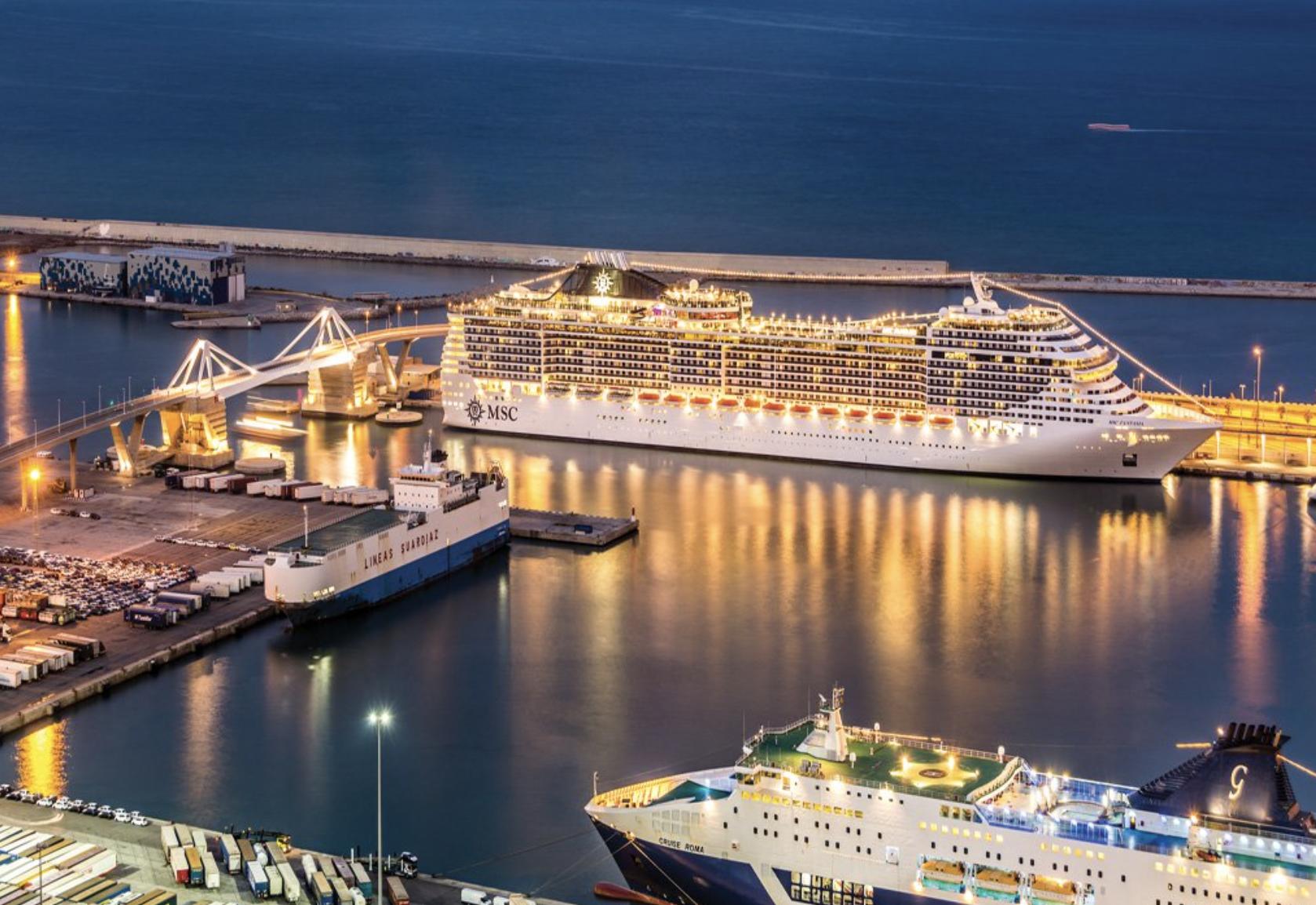 De Spaanse havens gaan weer open voor cruiseschepen. Deze mogen vanaf 7 juni aanmeren