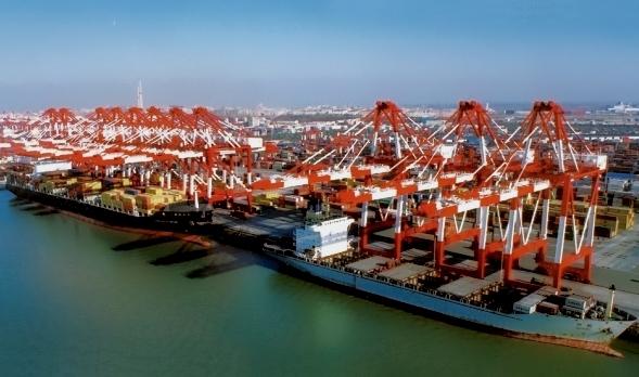 De haven van Quingdao, ter illustratie. (Foto Wikipedia)