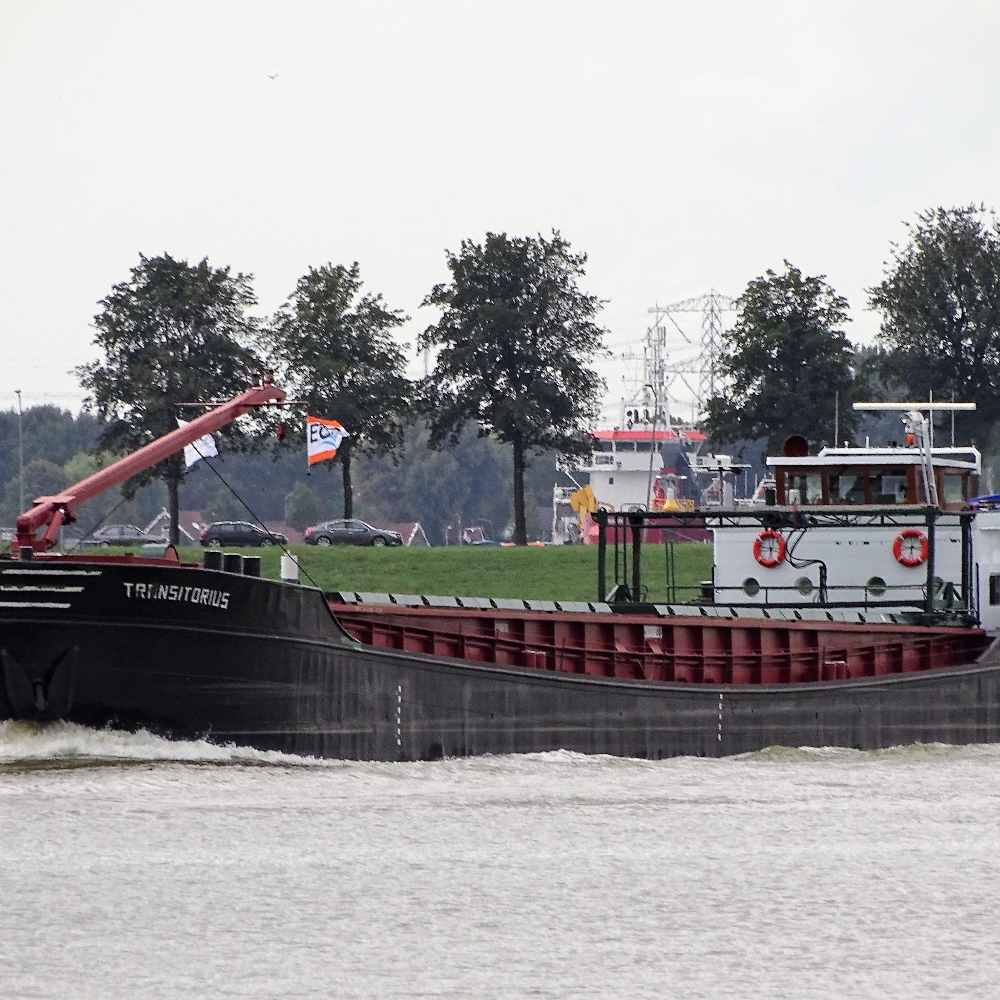 De Transitorius uit 1967 is gesloopt in Kampen. (Foto D. Henken)