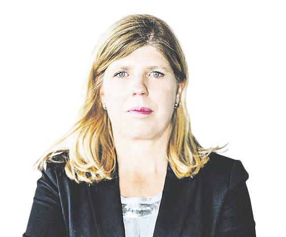 Marjolein de Voogd.