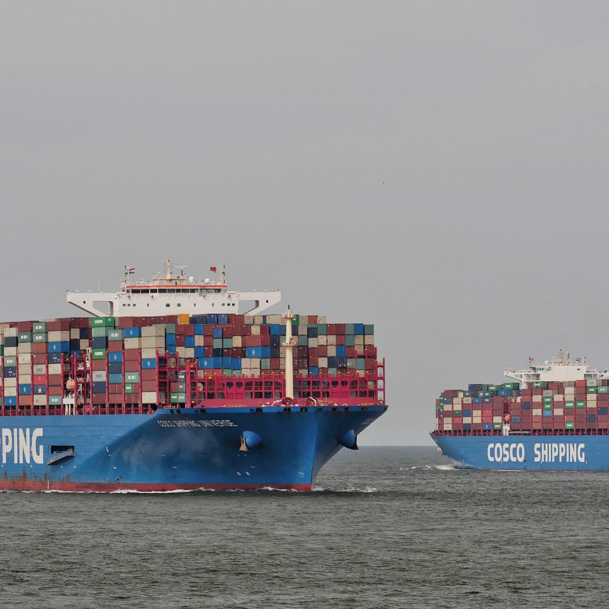 Al het maritieme transport dat Europa aandoet, moet gaan vallen onder het emissiehandelsysteem. (Foto Wikimedia/Alf van Beem)