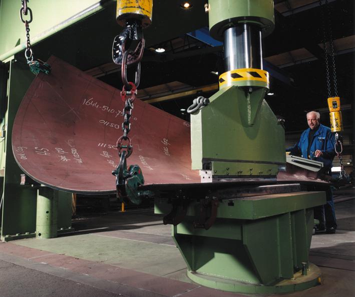 De scheepswerven in Noord-Nederland hebben belang bij het redden van Centraalstaal.