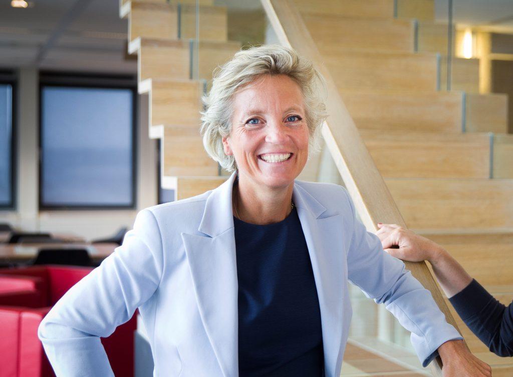 Femke Brenninkmeijer: 'Als je kijkt wat een schip kost en wat daarbij de kosten voor een nieuwe motor zijn, dat is eigenlijk niet in verhouding.'