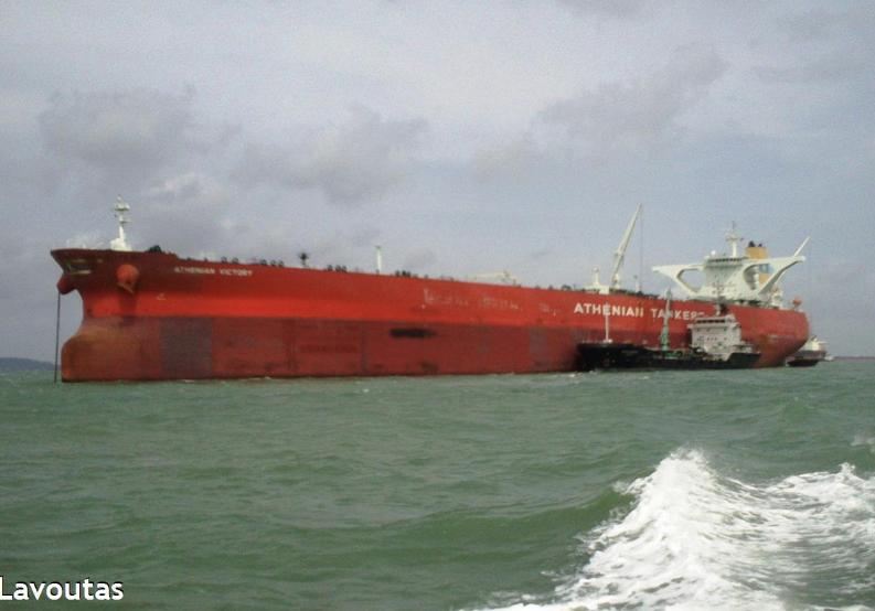 De VLCC Ethanian Victory werd verkocht aan Eurotankers.