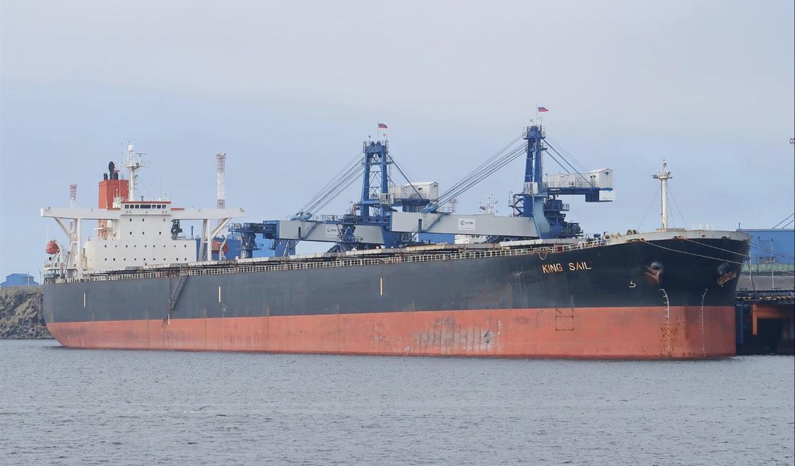 De bijna 20 jaar oude King Sail is voor $ 12 miljoen verkocht.