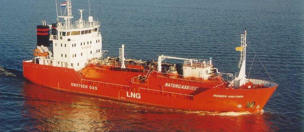LNG draagt niet bij aan het tegengaan van klimaatverandering, aldus T&E. (Foto Conoship)