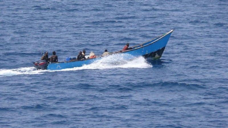 De Golf van Guinee is de gevaarlijkste piratenhotspot van de wereld. (Foto NT)