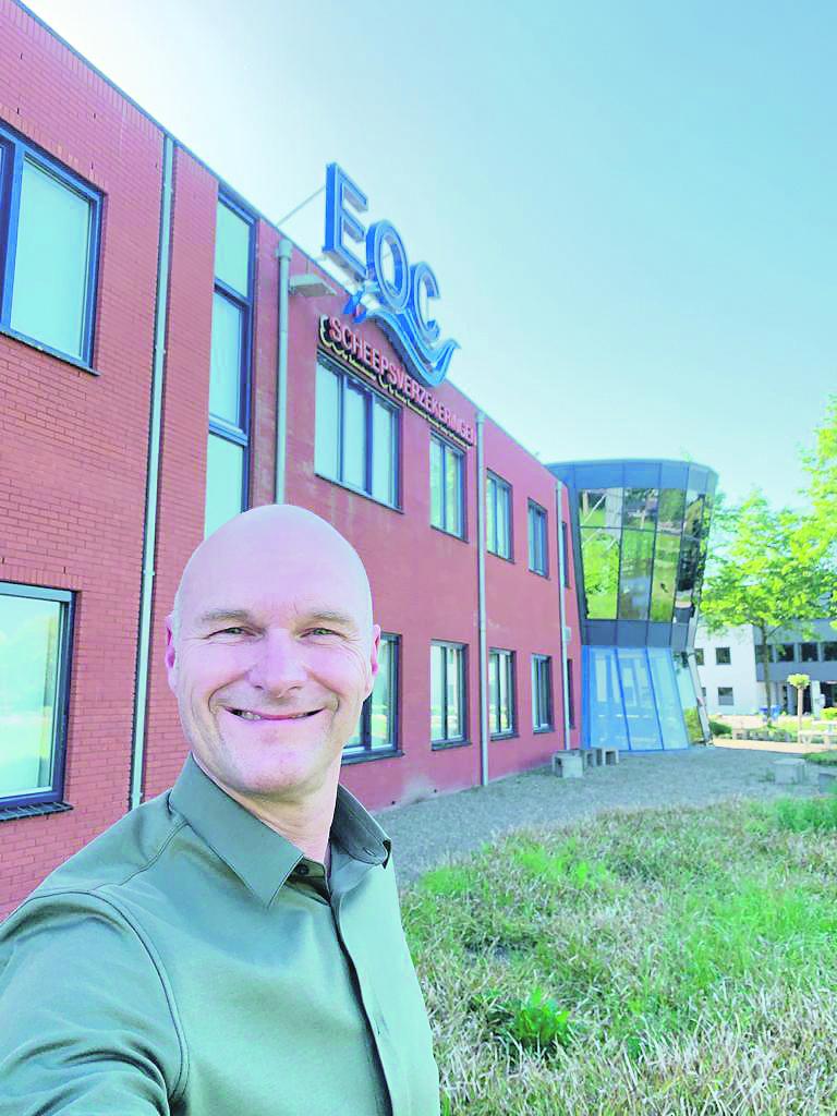 Gert Schols, manager claims EOC