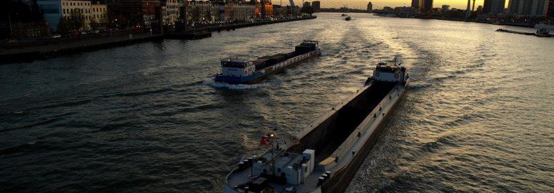 Nieuwe schepen hoeven pas vanaf 1 januari 2022 worden uitgerust met een Stage-V-motor.