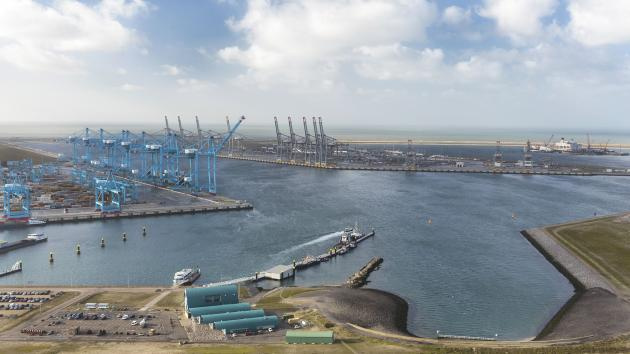 Havenbedrijf Rotterdam ziet veel mogelijkheden in waterstof als nieuwe energiebron en handelsproduct. (Foto Port of Rotterdam)