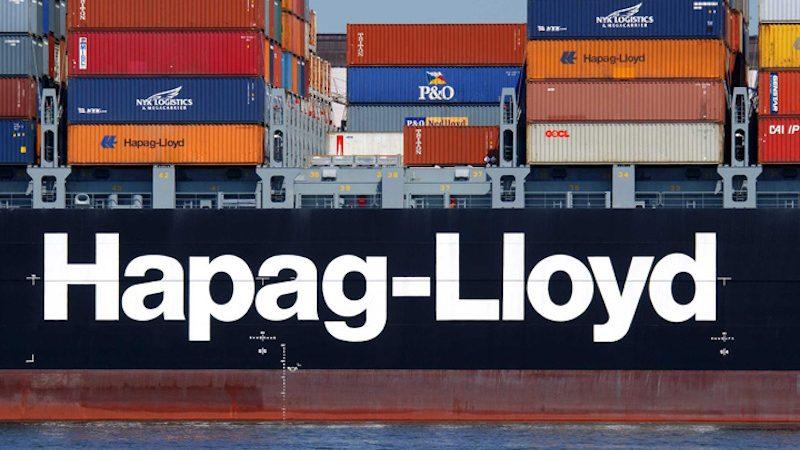 Hapag Lloyd heeft bij Daewoo Shipbuilding in Korea zes containerschepen van 23.500 teu besteld. (Foto Hapag Lloyd)