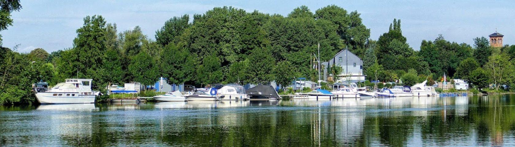 Jachtclub HBC in Hanau. (Foto HBC)