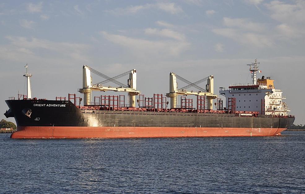Containerspecialist Costa Mare kocht meerdere droge-ladingschepen, waaronder de Orient Adventure.