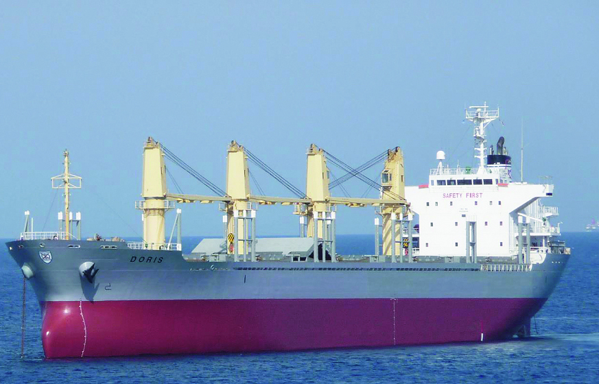 De Griekse rederij Diligent Holdings maakte meer dan vier miljoen dollar winst op de verkoopt van de Geki Star.