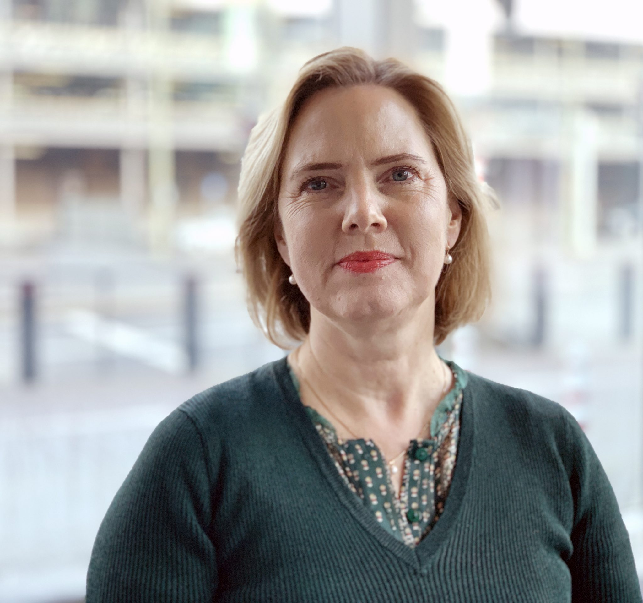 Cora van Nieuwenhuizen gaat aan de slag als voorzitter bij Vereniging Energie-Nederland. (Foto ministerie IenW)